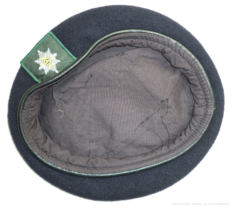 Worcestershire & Sherwood Forester Regiment sgt rank epaulette