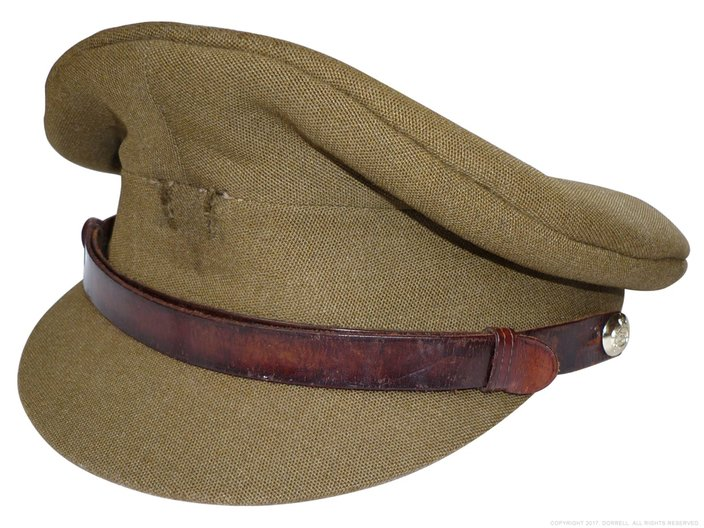 Worcestershire Sherwood Foresters Colonel Brigadier cap