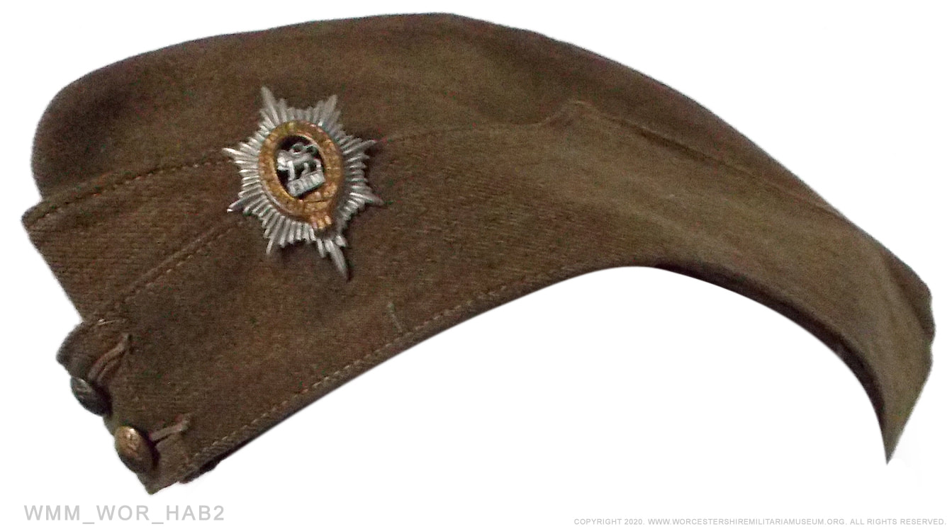 Home Guard cap The real Dad's Army